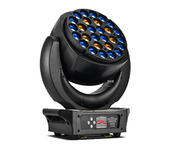 LED 28X25w Beam/Wash Zoom Moving Head Light
