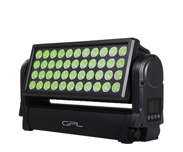 LED outdoor wash moving head stage light